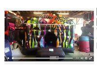 Better Bounce Mini Disco Bouncy castle