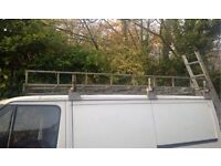 FORD TRANSIT HEAVY DUTY ROOFRACK.