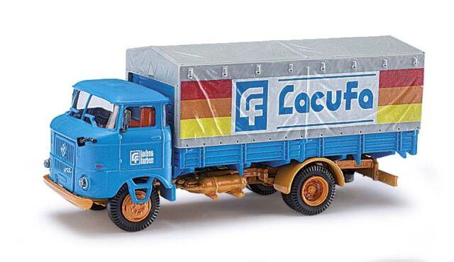 Busch Espewe LKW IFA W50 SpPr Lacufa