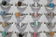 Wholesale Lot Rings Gemstone