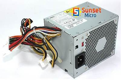 Dell Optiplex GX620 GX745 280W power supply MH596, MH595, RT490, NH429, P955