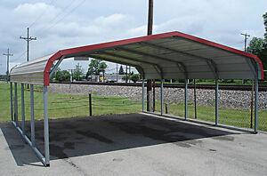 Steel Carports, Garages, Pole Barns Kawartha Lakes Peterborough Area image 10