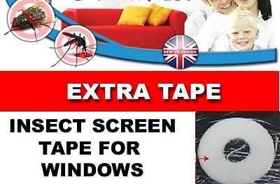 UNIQUE Adhesive Tape for Window Insect Net