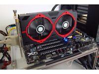 Powercolor AMD R7 260x Turboduo 2gb graphics card
