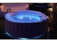Mspa Glow New version Hot Tub
