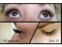 Eyelash extensions SEPTEMBER OFFER (Southbourne)