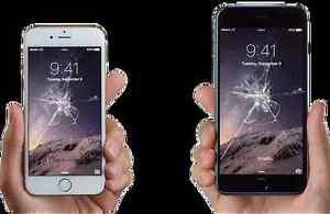iphone 6 lcd screen repair 90$
