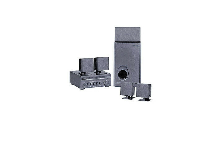 Octavus 5.1 fortissimo Home Theater Surround Sound System