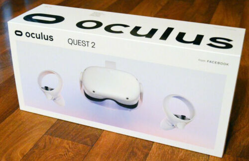 Oculus Quest 2 All-in-on VR Gaming Headset 256GB - NEW SEALED
