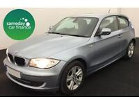 £148.11 PER MONTH 2010 BMW 116 2.0 SE 3 DOOR PETROL MANUAL