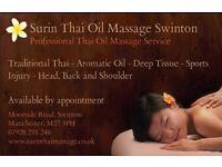 Surin Thai Oil Massage Swinton