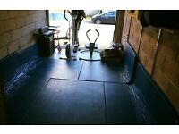 Gym crash mats in great condition for martial arts or training