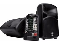 Yamaha STAGEPAS 600i All-in-one Portable PA System