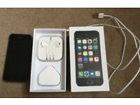 iPhone 5S Unlocked to any network perfect condition