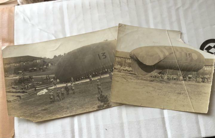 WW2 Imperial Japanese Army Balloon bombing photograph Military Free/Ship!!