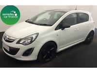 £172.97 PER MONTH VAUXHALL COURSA 1.3 E/F LTD EDITION 5 DR DIESEL MANUAL