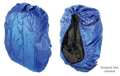 WATERPROOF BACKPACK COVER Rain Hiking Protective Wilderness Survival Gear Trail