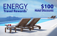 FREE $100 Hotel Discount Card
