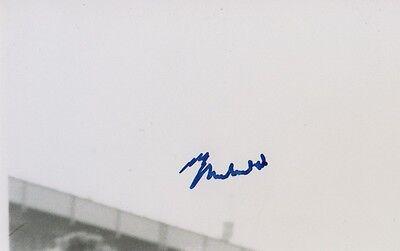 Muhammad Ali Autogramm signed 8x13 cm Fotopapier