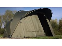 Ex display Cyprinus base HQ top of the range bivvies 1 & 2 man available from £150!