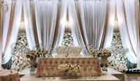 LUXURY WEDDING BACKDROPS AT AFFORDABLE PRICES