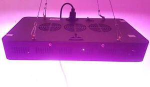 BRIGHT LED grow lights, Full Spectrum+ *UV & IR*, 800 watts