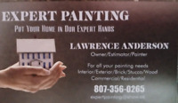 Painter for hire.