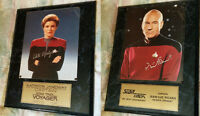 STAR TREK COLLECTION (with autographs)