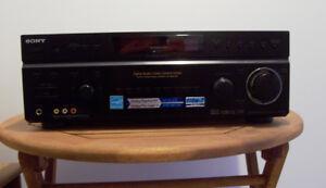Sony STR-DE897 7.1 A/V Receiver