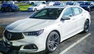 2019 TLX A-SPEC AWD Tech Lease Takeover $$$$Incentive $1000$$$$