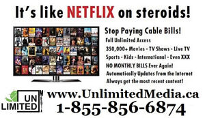 Unlimited Internet, TV & Home Phone Under $100 Monthly Peterborough Peterborough Area image 3
