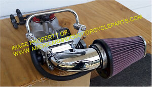 91-05 MAGNETI MARELLI CONE AIR FILTER HARLEY TOURING ROAD KING Forcewinder KN