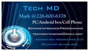 For all your electronic repair needs. $15 android TV.