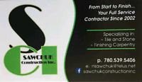 Insured and ticketed flooring installations