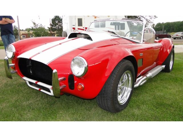 Ford : Other 1966 ford cobra replica