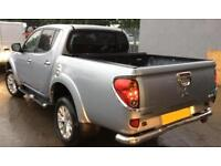 MITSUBISHI L200 2.4 2.5 DI-D BARBARIAN CrewCab WARRIOR TITAN FROM £57 PER WEEK!