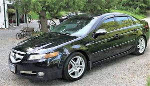2008 Acura TL w/Nav Pkg Sedan - Certified