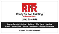 Ready To Roll Painting