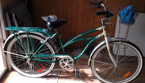 Lady's 6 speed Bicycle