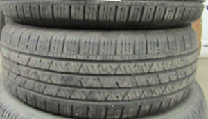 P235/65/17 - 70-75 PERCENT TREAD 2 TIRES Continental Cross Conta