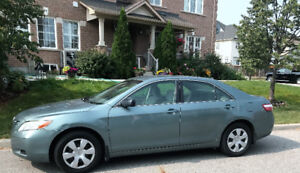 Toyota Camry 2007 Automatic, 4 Cylinder, only 105,000km, Exellen