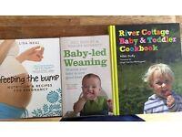 Baby cookbooks