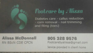Footcare by Alissa