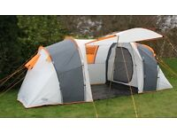 4 person Tent with accessories