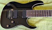 IBANEZ RG-2627-ZE 7 String MINT!