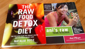 Raw Food Books Cornwall Ontario image 1