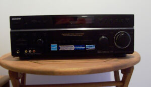 Sony STR-DE897 Receiver