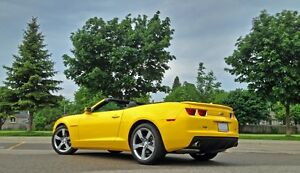2012 Chevrolet Camaro LT RS Convertible