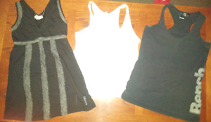 Billabong,  TNA. Bench.     tanks
