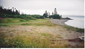 Beautiful ocean front property on 1.64 Acres near Clarenville!